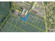 Prodej pozemku pro komerční výstavbu, Blatná